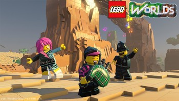 Screenshot1 - LEGO Worlds