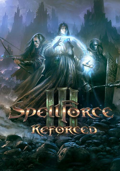 SpellForce 3 - Cover / Packshot