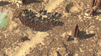 Screenshot1 - SpellForce 3