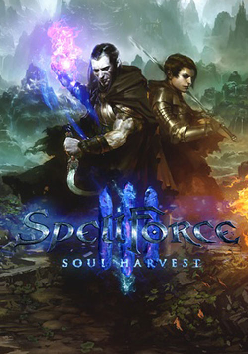 SpellForce 3: Soul Harvest - Cover