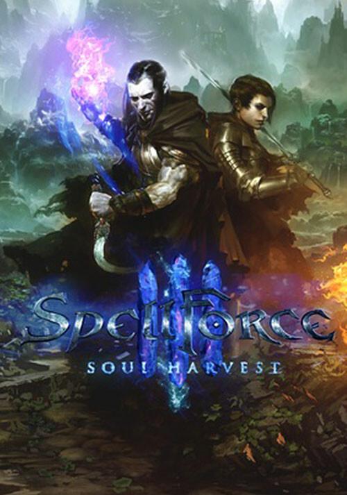 SpellForce 3: Soul Harvest - Cover
