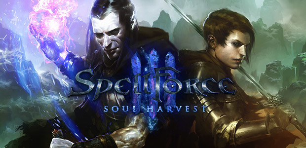 SpellForce 3: Soul Harvest - Cover / Packshot