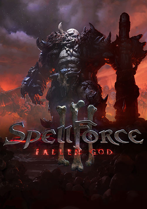 SpellForce 3: Fallen God - Cover / Packshot