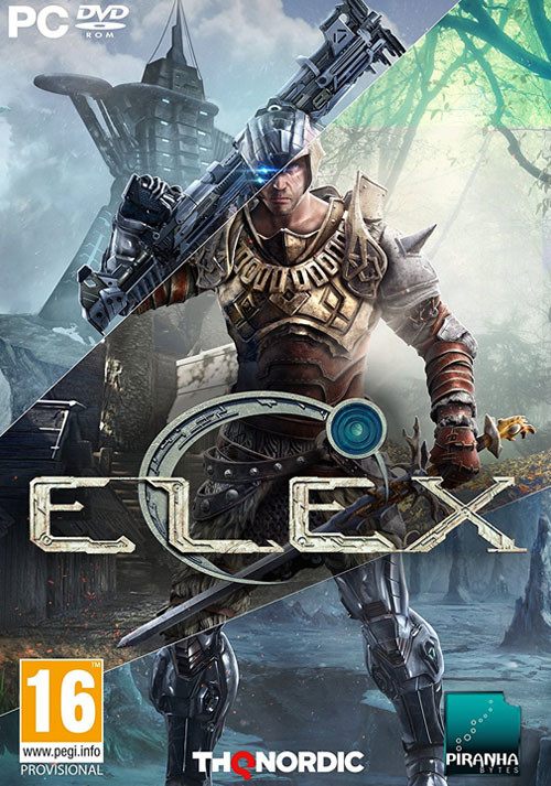 ELEX - Cover / Packshot
