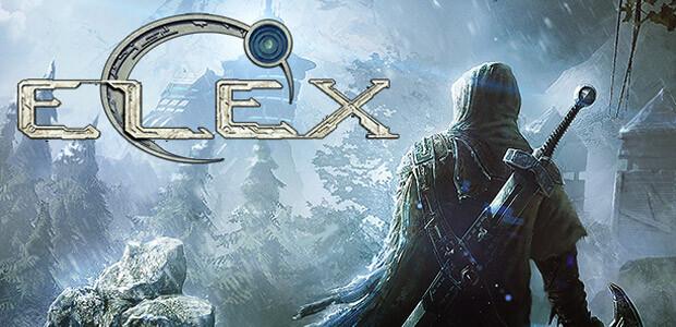 ELEX - Cover / Packshot