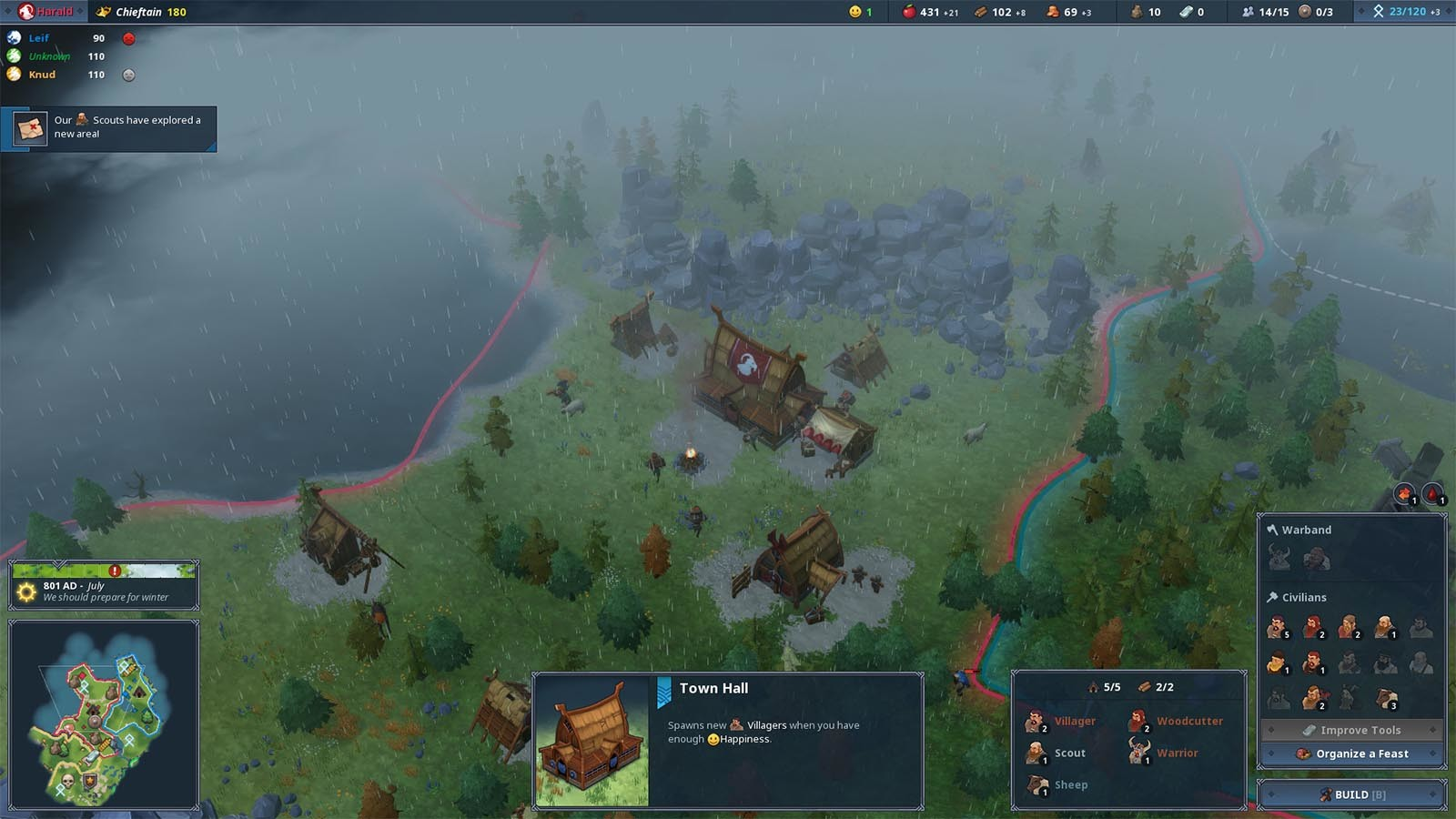 Northgard [Steam CD Key] for PC and Mac - Buy now