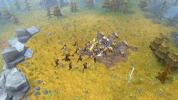 Screenshot2 - Northgard - Sváfnir, Clan of the Snake
