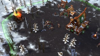 Screenshot3 - Northgard - Sváfnir, Clan of the Snake
