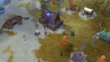 Screenshot1 - Northgard - Sváfnir, Clan of the Snake