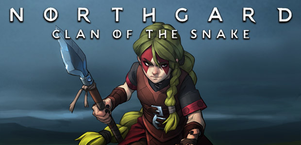 Northgard - Sváfnir, Clan of the Snake - Cover / Packshot