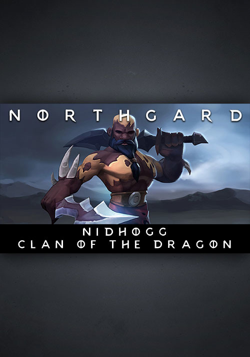 Northgard - Nidhogg, Clan of the Dragon - Cover / Packshot