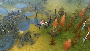 Screenshot4 - Northgard - Nidhogg, Clan of the Dragon