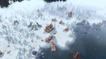 Screenshot7 - Northgard - Nidhogg, Clan of the Dragon