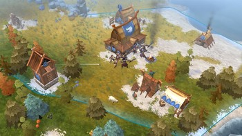 Screenshot2 - Northgard - Nidhogg, Clan of the Dragon