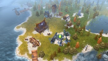Screenshot5 - Northgard - Nidhogg, Clan of the Dragon