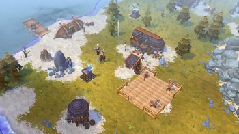 Screenshot2 - Northgard - Svardilfari, Clan of the Horse