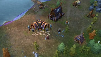 Screenshot3 - Northgard - Svardilfari, Clan of the Horse