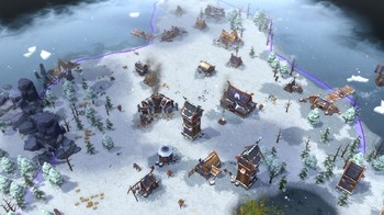 Screenshot5 - Northgard - Svardilfari, Clan of the Horse