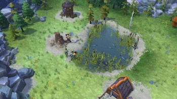 Screenshot1 - Northgard - Svardilfari, Clan of the Horse