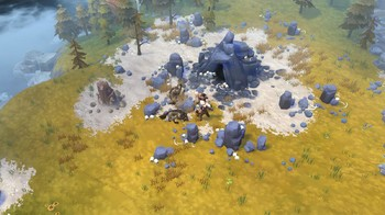 Screenshot4 - Northgard - Svardilfari, Clan of the Horse