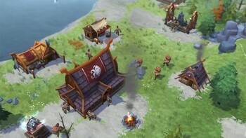 Screenshot2 - Northgard - Lyngbakr, Clan of the Kraken