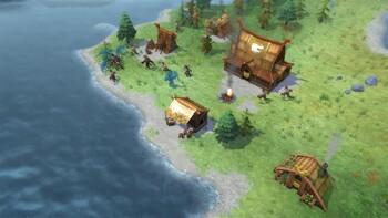 Screenshot3 - Northgard - Lyngbakr, Clan of the Kraken