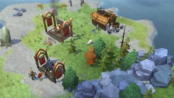 Screenshot4 - Northgard - Lyngbakr, Clan of the Kraken