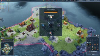 Screenshot5 - Northgard - Lyngbakr, Clan of the Kraken