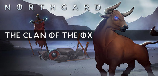 Northgard - Himminbrjotir, Clan of the Ox - Cover / Packshot