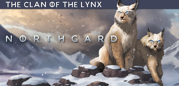 Northgard - Brundr & Kaelinn, Clan of the Lynx