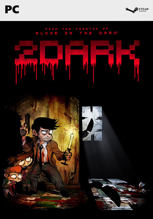 2Dark - Cover / Packshot