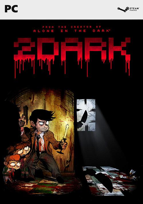 2Dark - Cover / Packshot