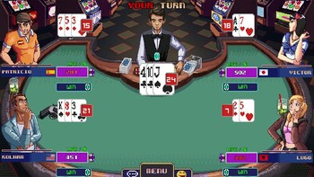 Screenshot5 - Super Blackjack Battle II Turbo Edition