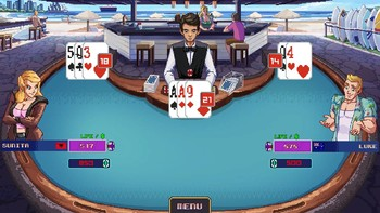 Screenshot7 - Super Blackjack Battle II Turbo Edition