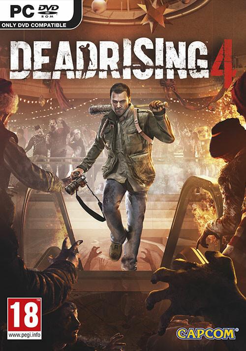 Dead Rising 4 - Cover / Packshot