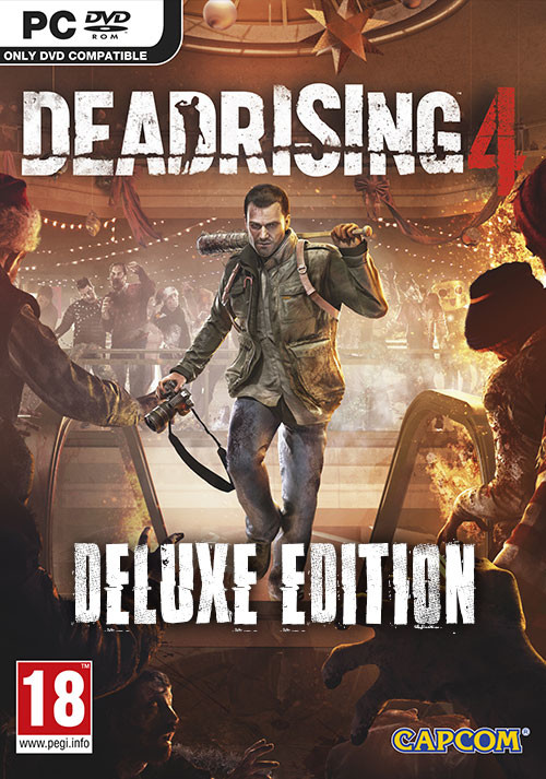 Dead Rising 4 Deluxe Edition - Packshot