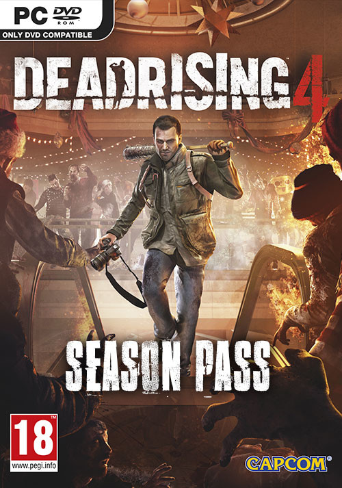 Dead Rising 4 - Season Pass - Cover / Packshot