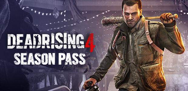 Dead Rising 4 - Season Pass - Cover / Packshot