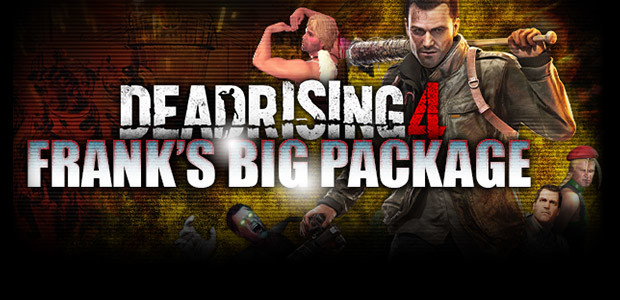 Dead Rising 4: Frank's Big Package - Cover / Packshot