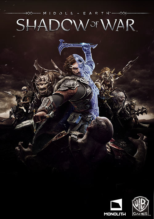 Middle-earth: Shadow of War - Packshot