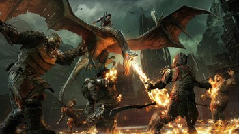 Screenshot1 - Middle-earth: Shadow of War