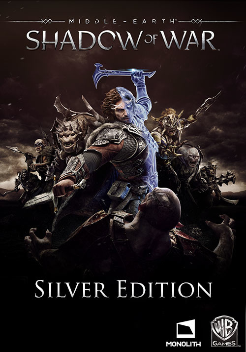 Middle-earth: Shadow of War Silver Edition - Packshot