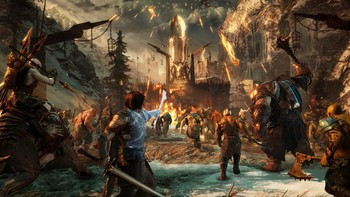 Screenshot3 - Middle-earth: Shadow of War Silver Edition