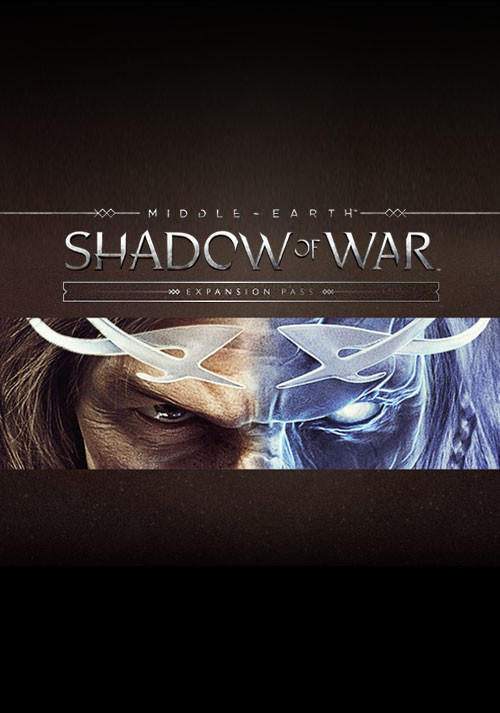 Middle-earth: Shadow of War Expansion Pass - Cover
