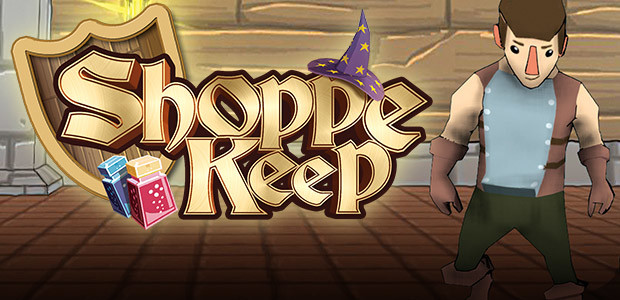 Shoppe Keep - Cover / Packshot