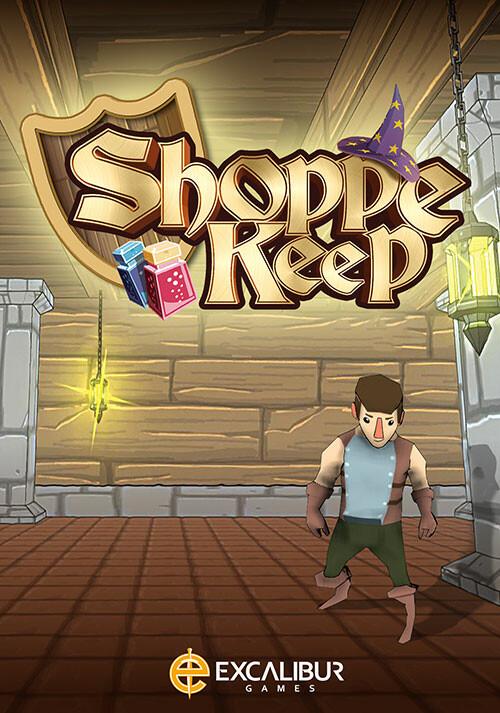 Shoppe Keep - Cover / Packshot