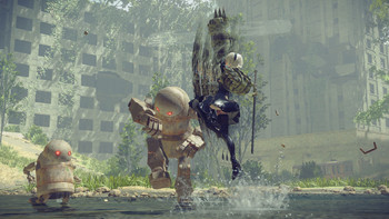 Screenshot6 - NieR: Automata