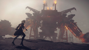 Screenshot8 - NieR: Automata