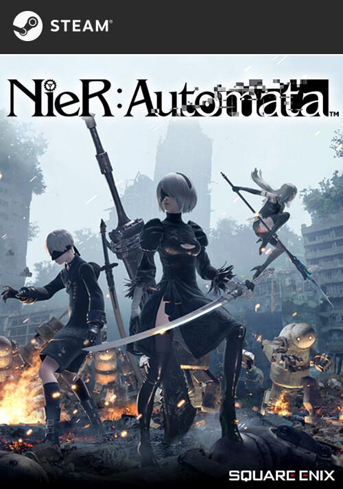 NieR: Automata - Cover