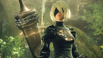 Screenshot1 - NieR: Automata